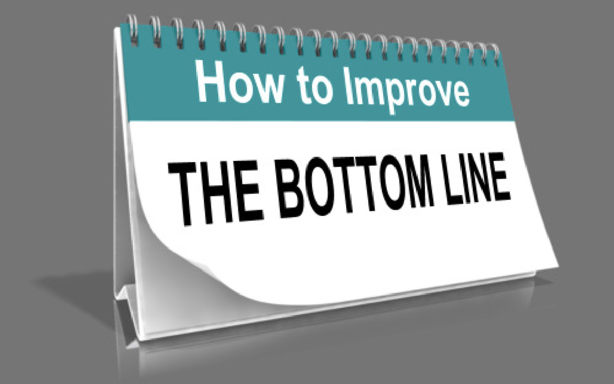 How to Improve the Bottom Line