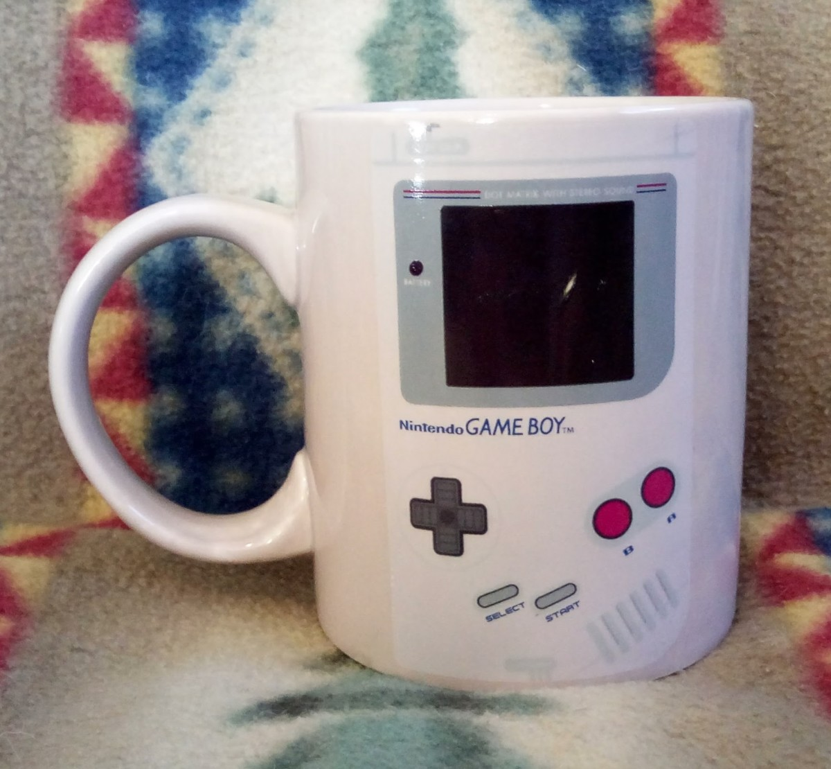 Game Boy Heat Change Mug - Nintendo CultureFly Collector Box