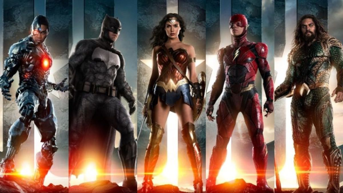 Justice League (2017) Review: Heroes Save the Day ...
