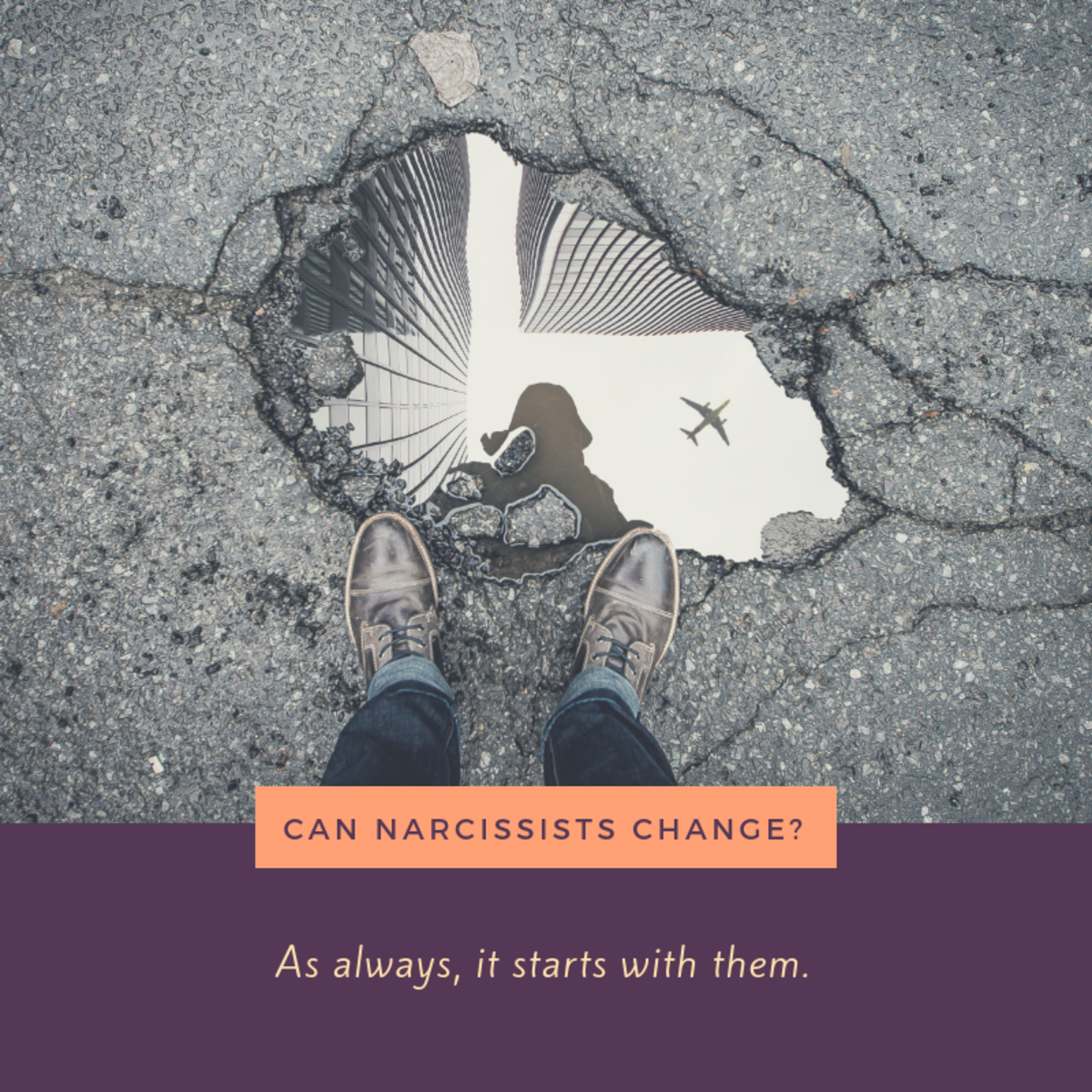 Yes, Narcissists Can Change—Here's How | PairedLife