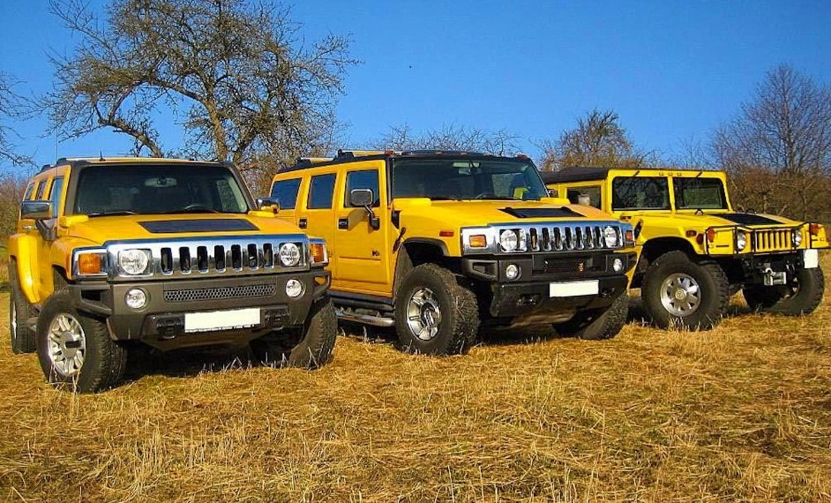 Whatever Happened to the Hummer?