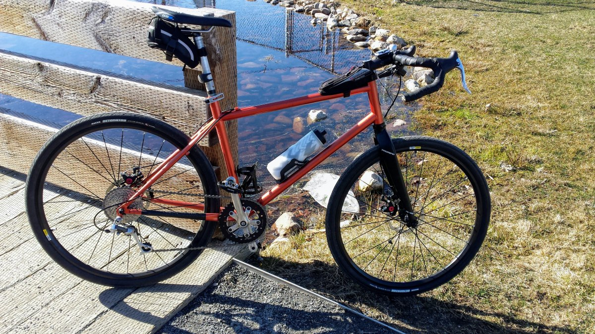 Bicycle Hack: Can You Use MTB Mechanical Disc Brakes With Road Brifters?