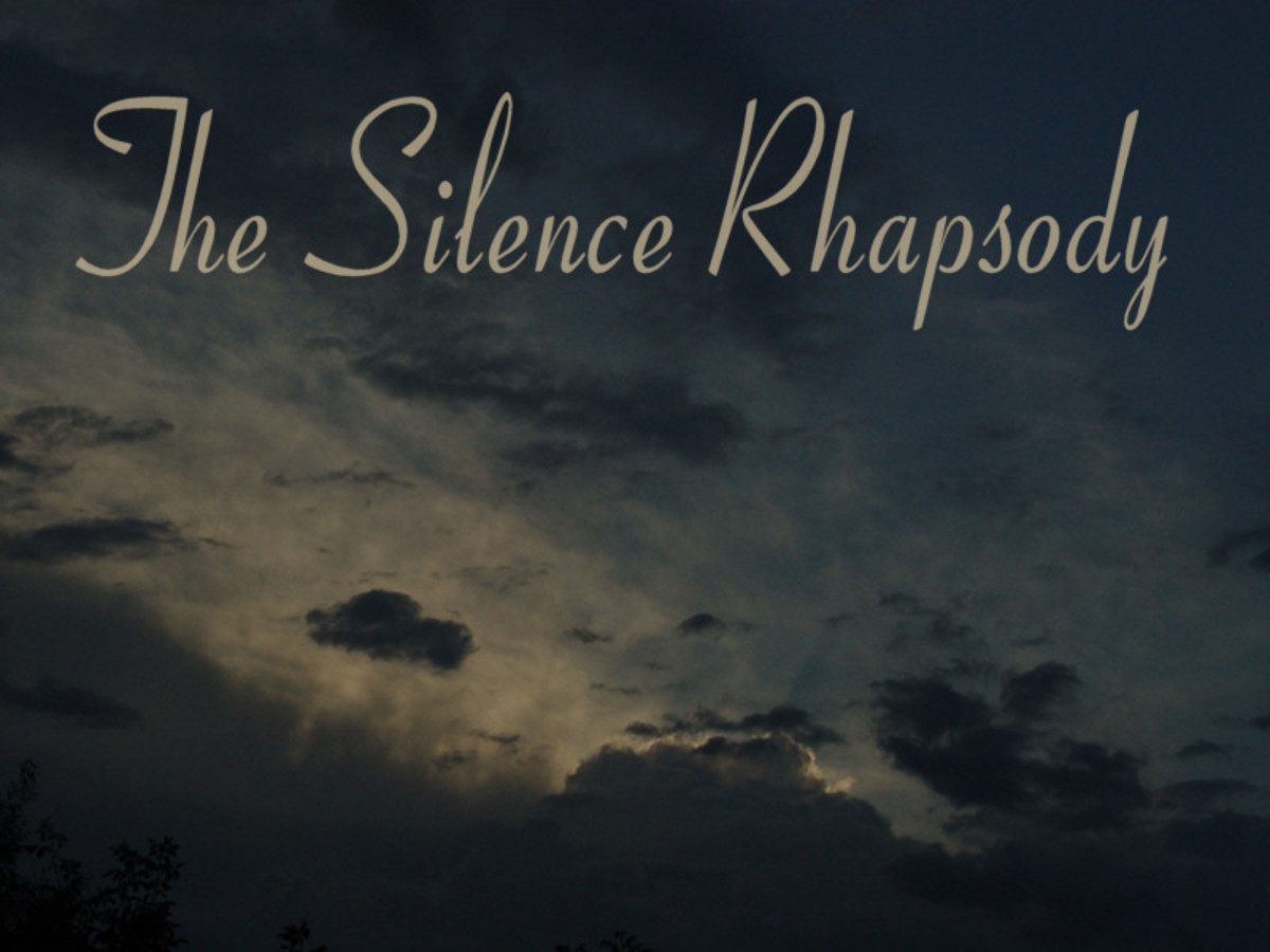 Poem - The Silence Rhapsody