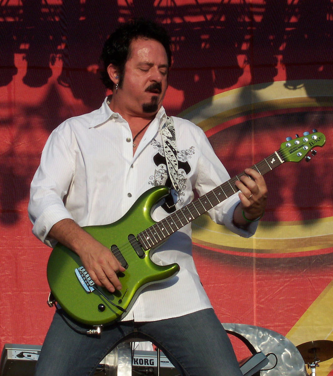 Sterling By Music Man Signature Guitars: Steve Lukather vs. John Petrucci
