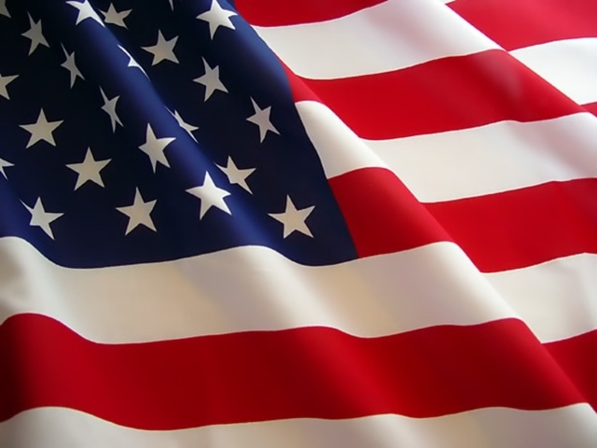 The symbol of a free America.