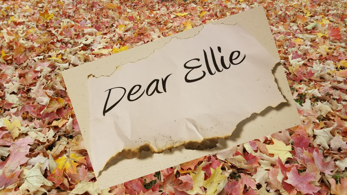 Dear Ellie - Part 27
