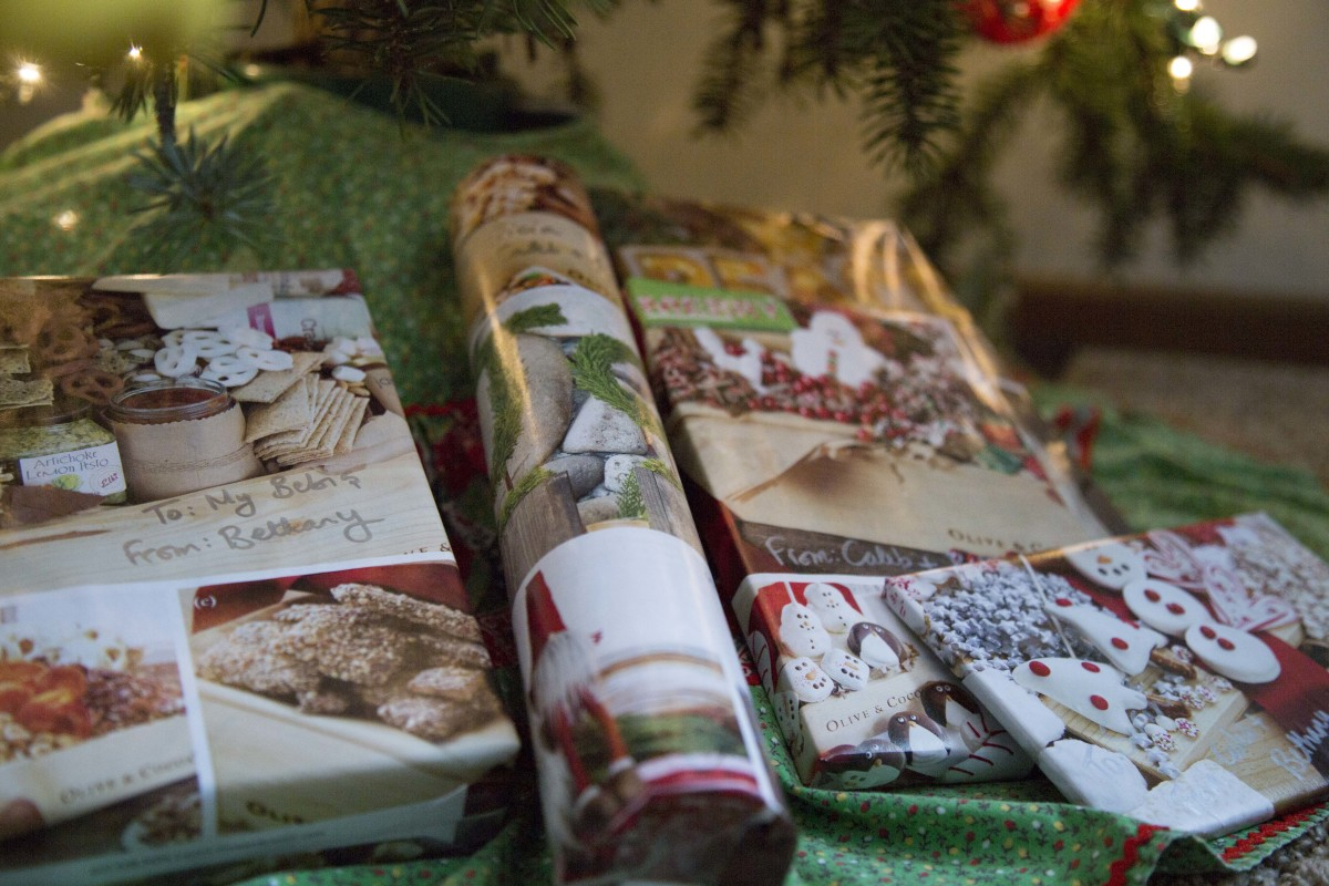 The Inexpensive & Eco-Friendly Giftwrapping Trick