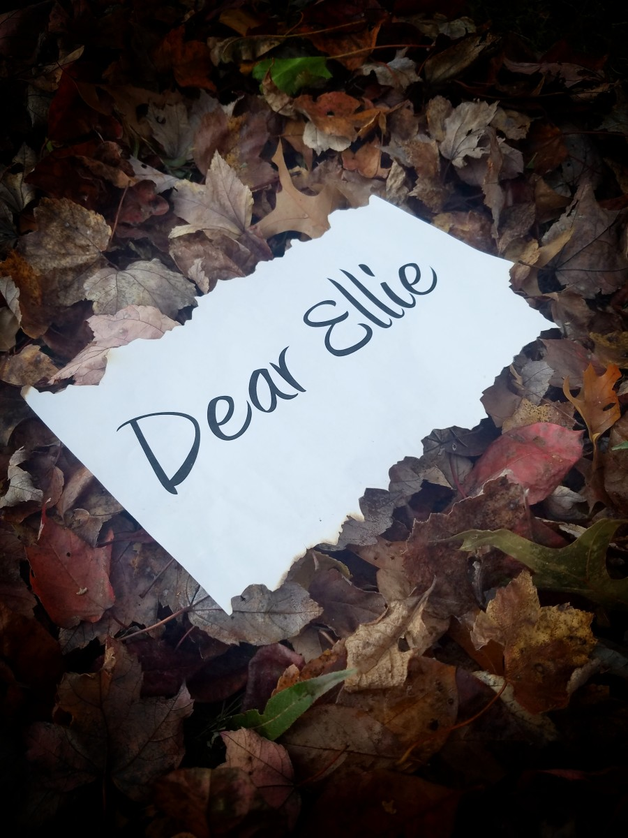 Dear Ellie - Part 29