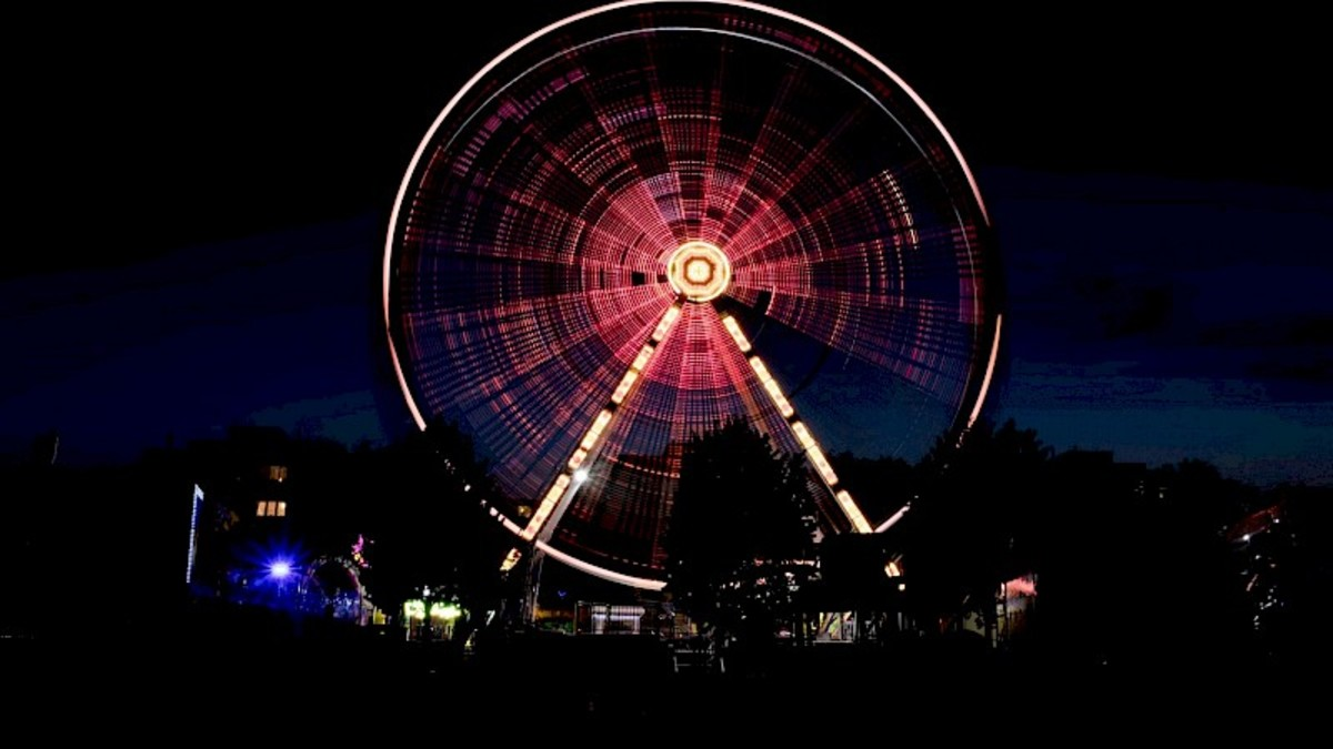 The Dark Carnival Chapter Three