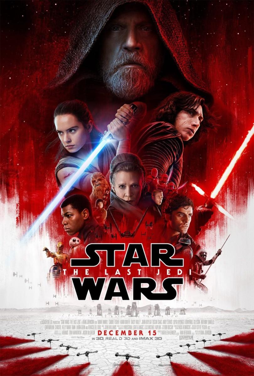 "Movie Review: ""Star Wars: Episode VIII - The Last Jedi"""