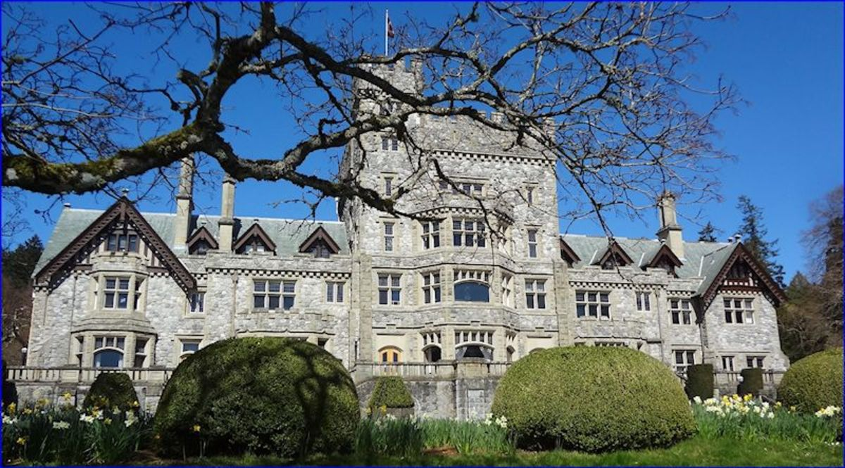 Haunted Hatley Castle