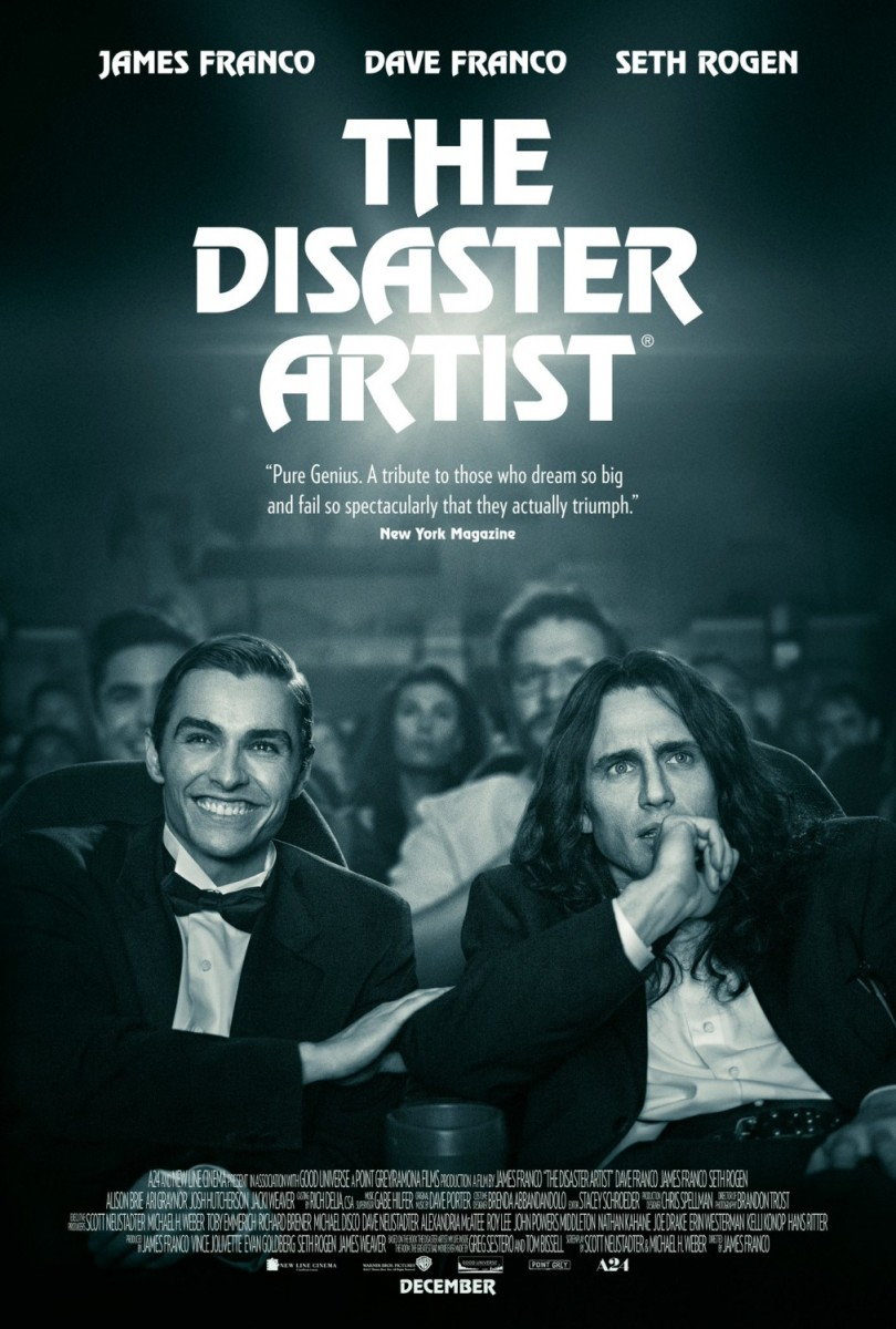 """Movie Review: """"The Disaster Artist"""""""