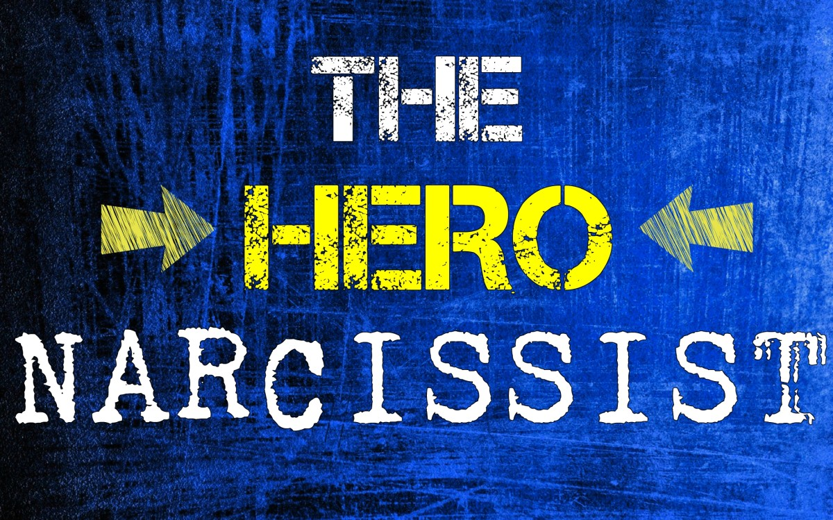 Recognizing the 'Hero' Narcissist