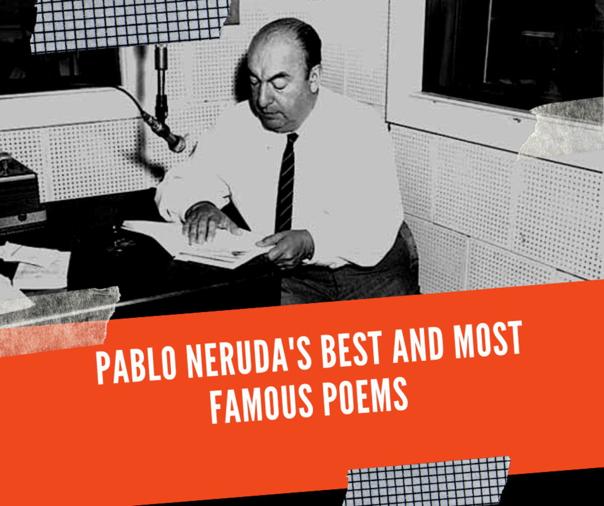 5 Most Famous Poems by Pablo Neruda | Owlcation