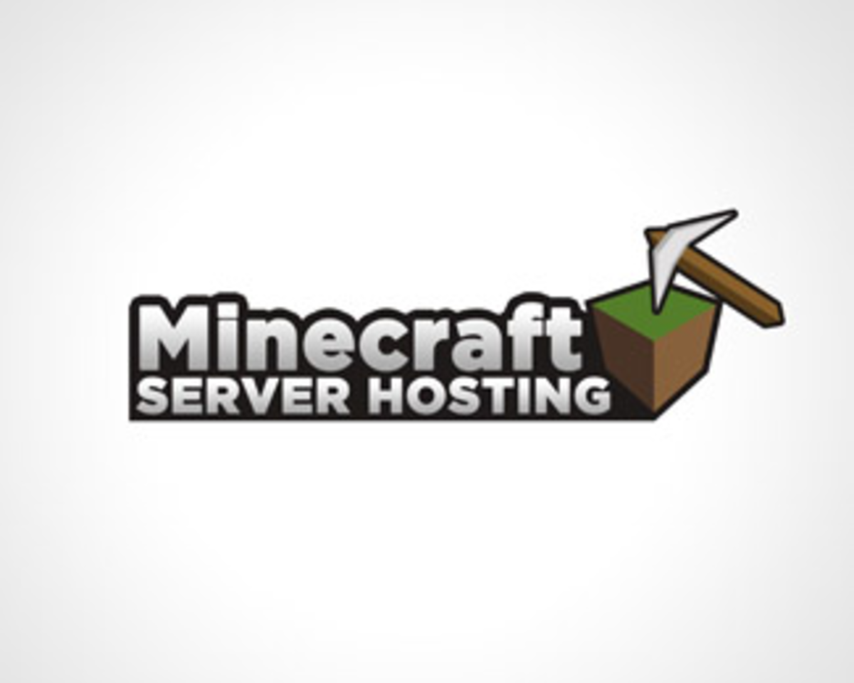 "Dedicated ""Minecraft"" server hosting."