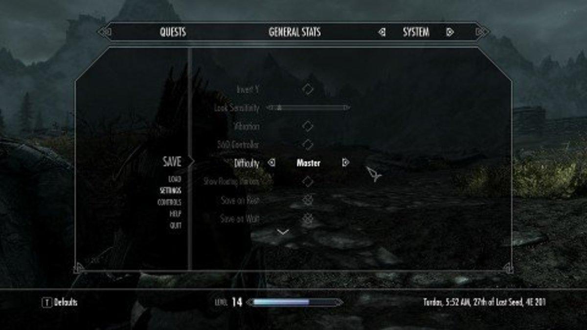 skyrim-difficulty-settings