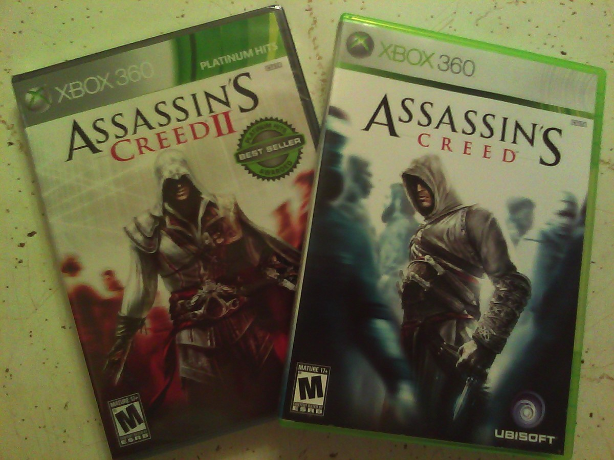 "The ""Assassins Creed"" Series"
