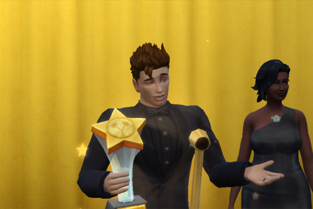 Your Sim can get recognition as a global superstar who is adored (or hated) by fans.