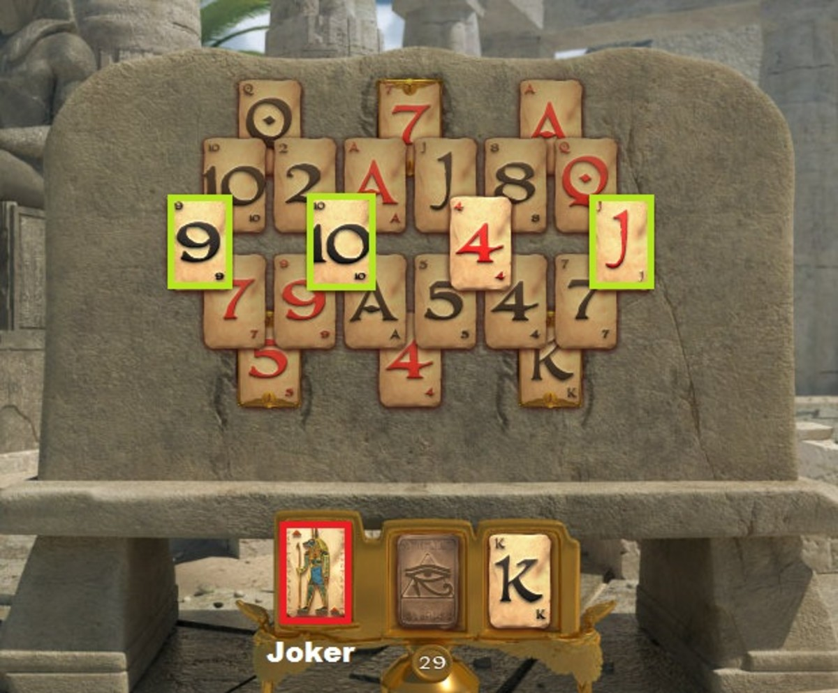 Making the Most of the Joker in Pyramid Solitaire Saga