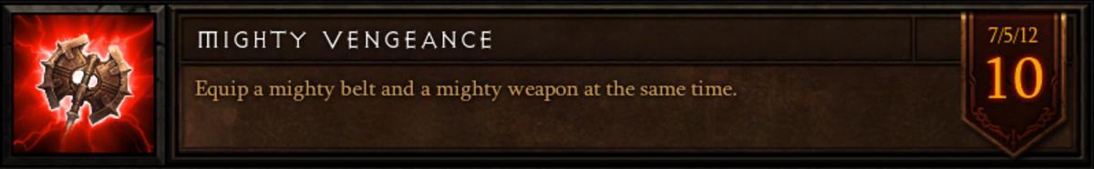 Mighty Vengeance