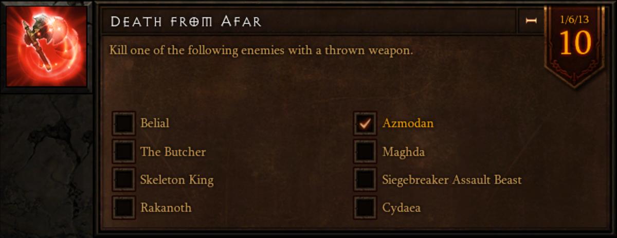 Death From Afar
