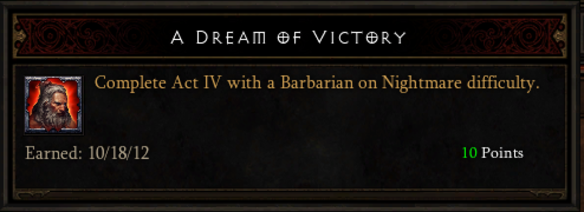 A Dream of Victory