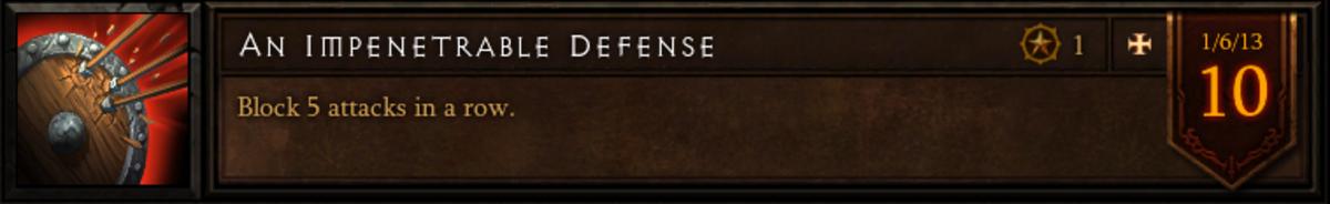 An Impenetrable Defense