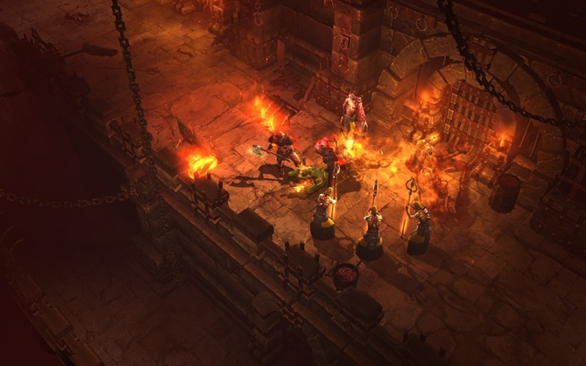 "Is the gameplay in ""Diablo 3"" still intuitive and addictive, or has it become stale and repetitive?"