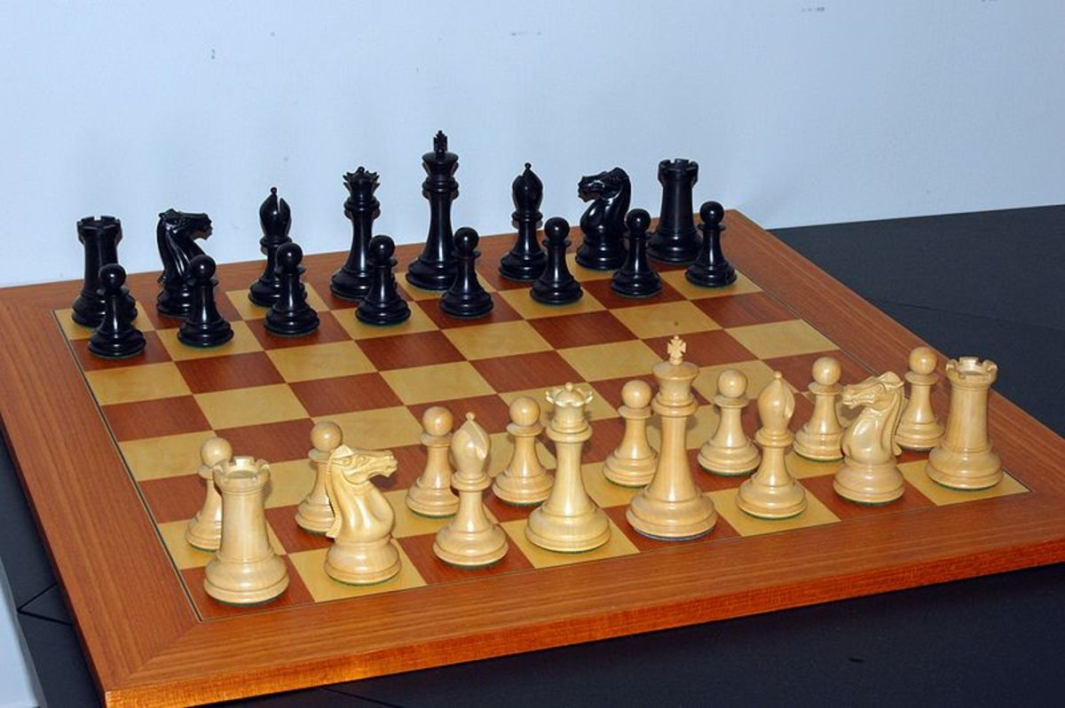 Chess has more rules than checkers and is infinitely more complex. It can also be frustrating.