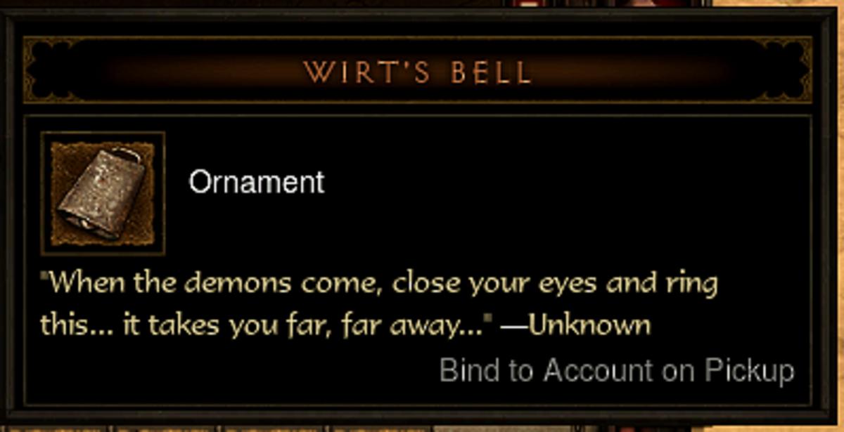 Wirt's Bell