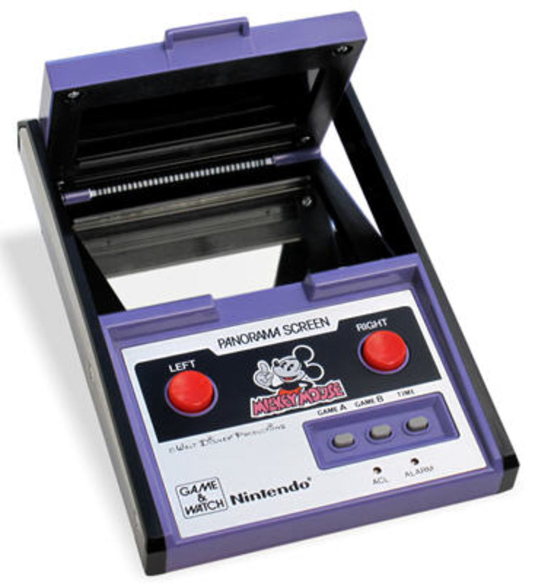 Game & Watch Panorama Mickey Mouse