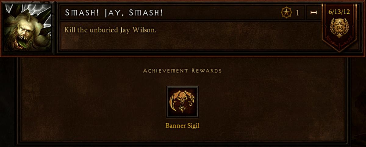 Smash! Jay, Smash!