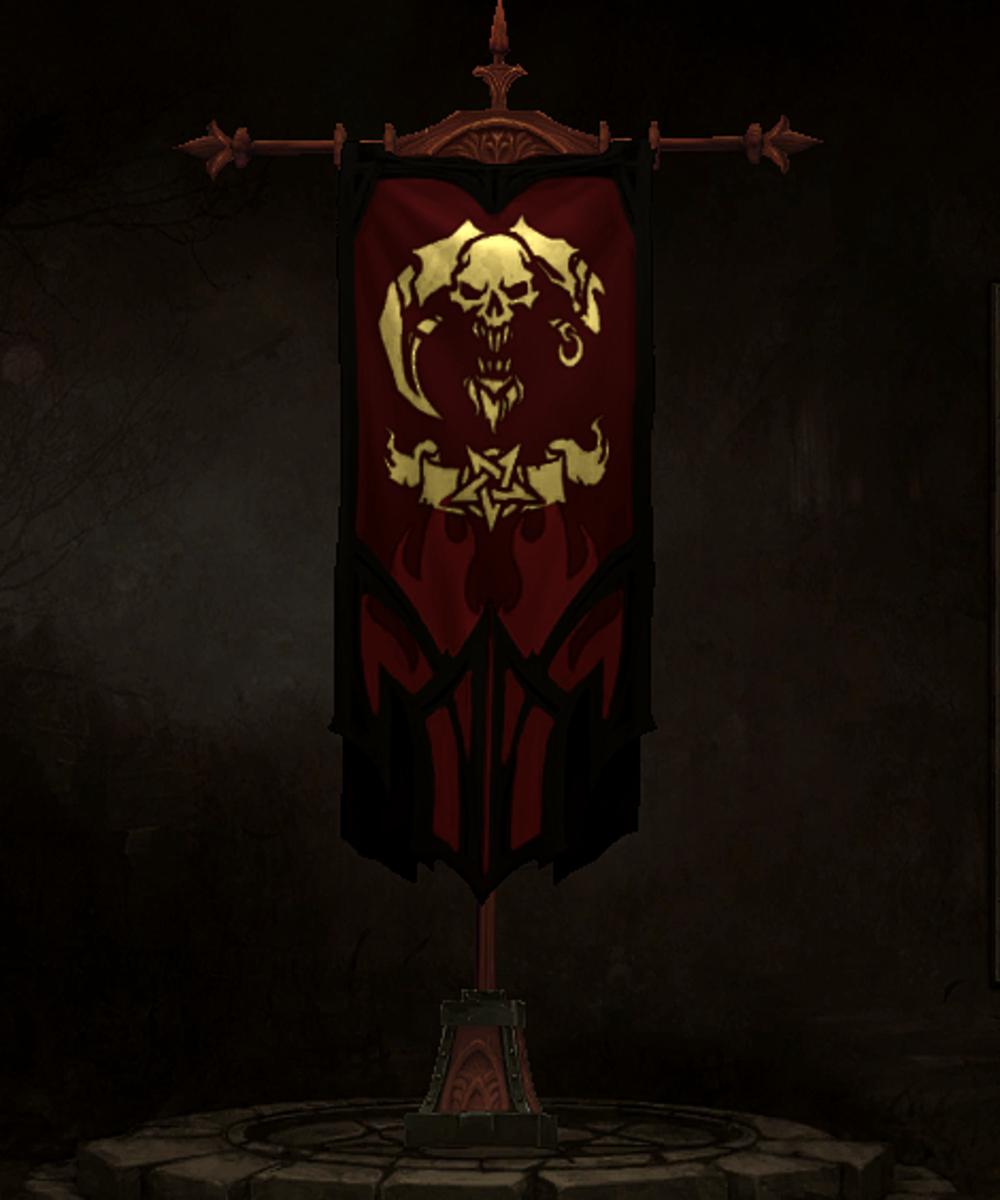 The banner sigil variant.