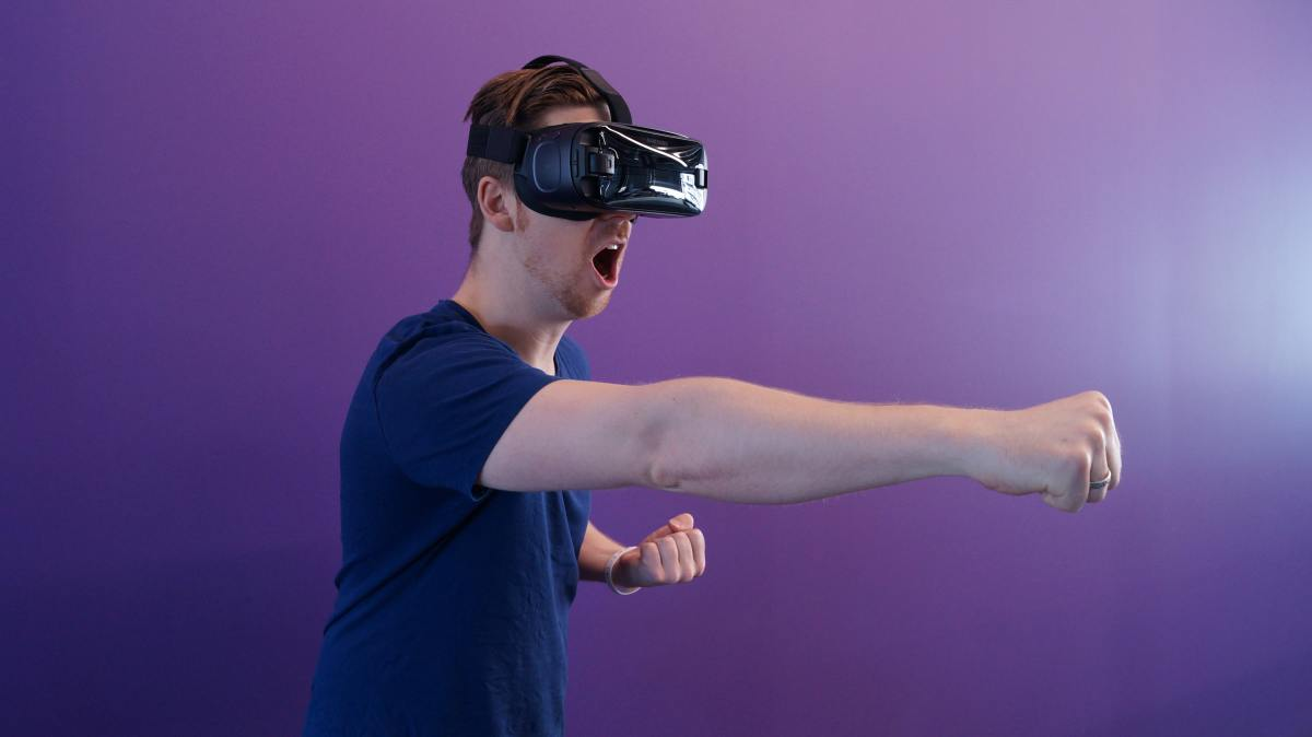 Some video games and systems blur the lines between the virtual world and reality.