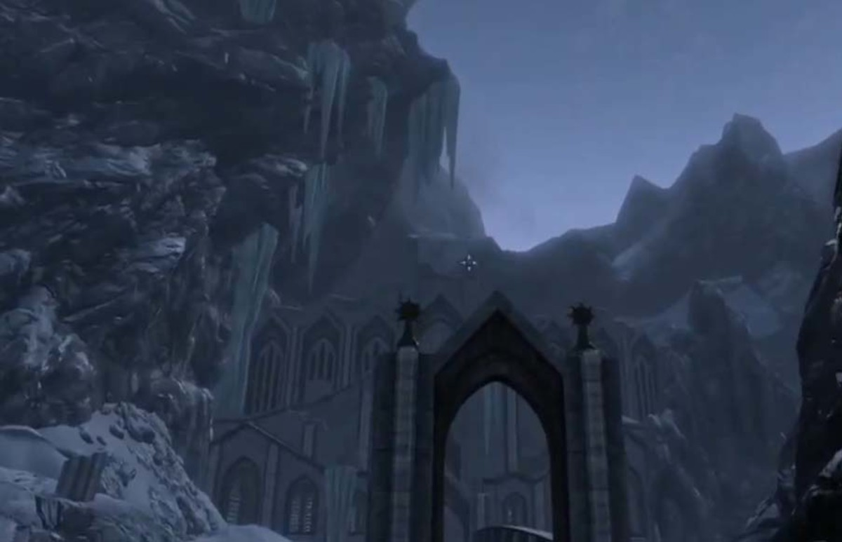 Skyrim Gain Entry into Inner Sanctum of Auriel's Chantry