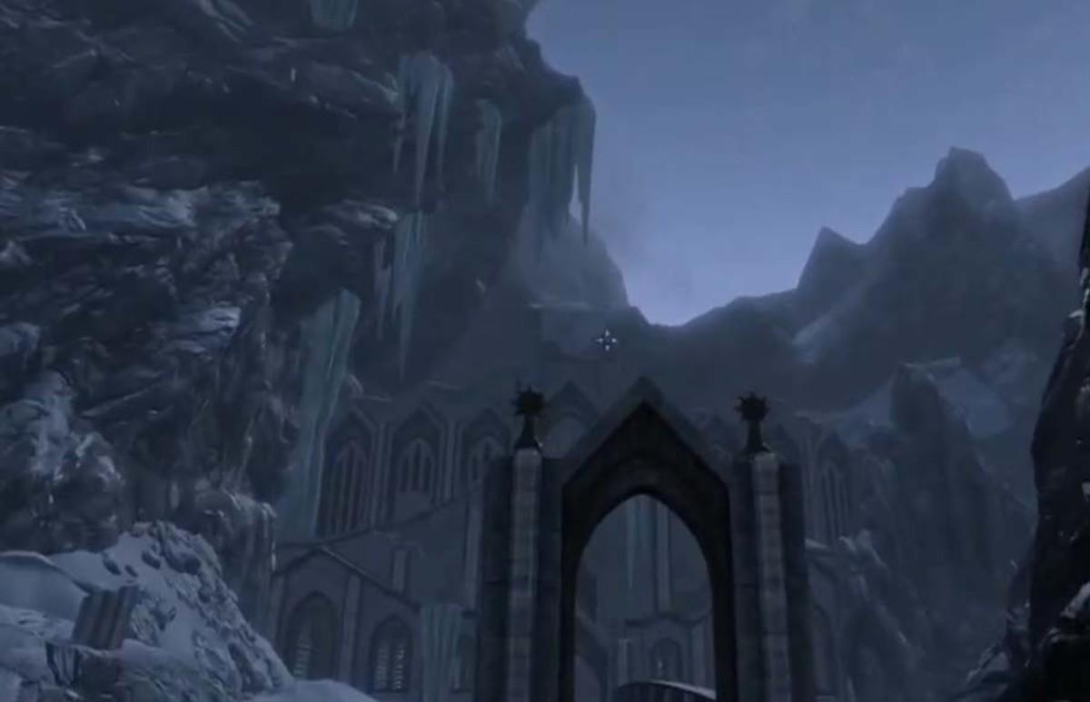 Gain Entry into Inner Sanctum of Auriel's Chantry