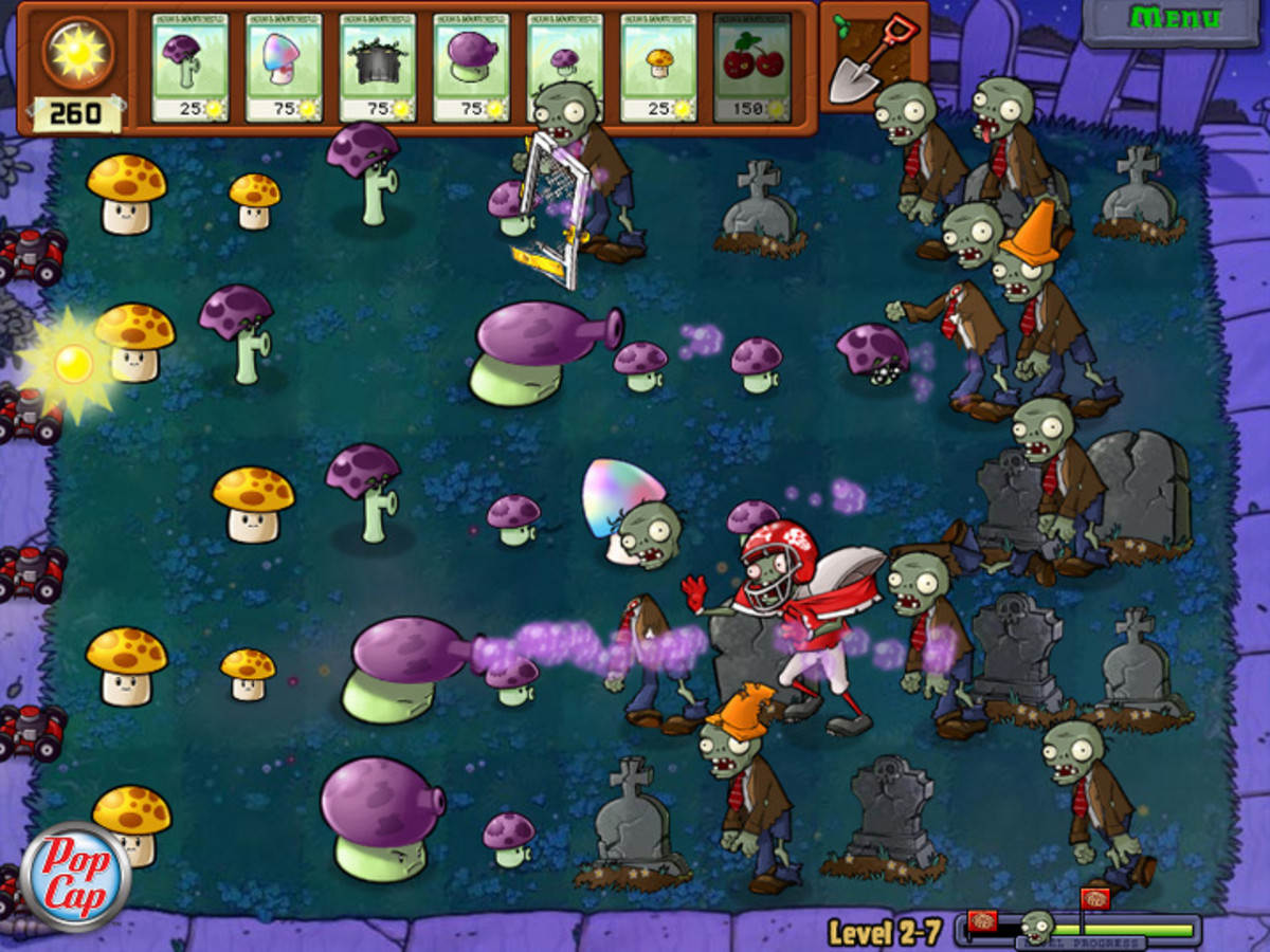 The object of the game is to place units strategically using the resources available.