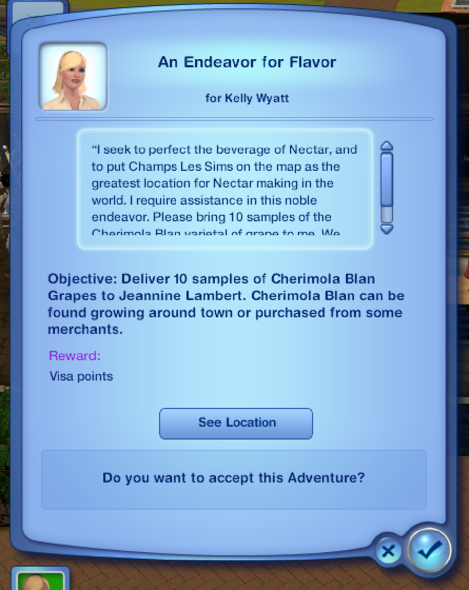 sims 3 world adventures champs les sims an endeavor for flavor levelskip