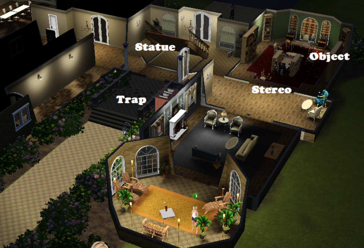 sims 3 world adventures champs les sims the lost library. Black Bedroom Furniture Sets. Home Design Ideas
