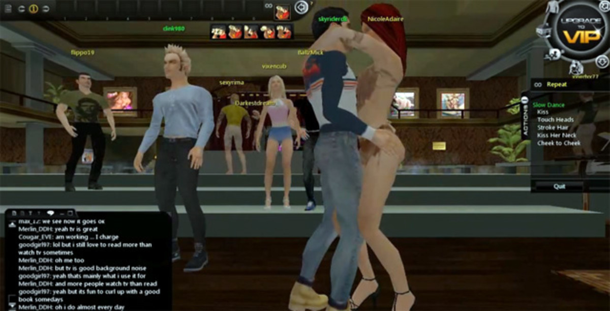 3d virtual dating games