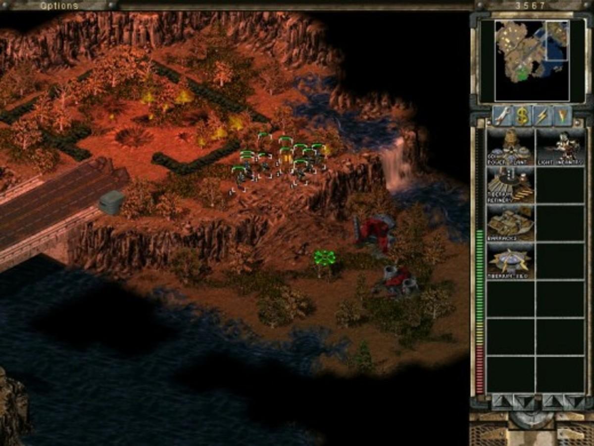 """""""Command & Conquer: Tiberian Sun"""""""