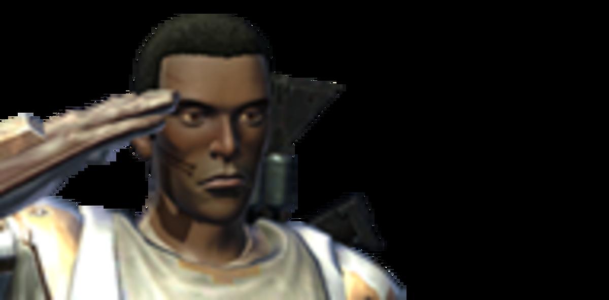 Lieutenant Iresso