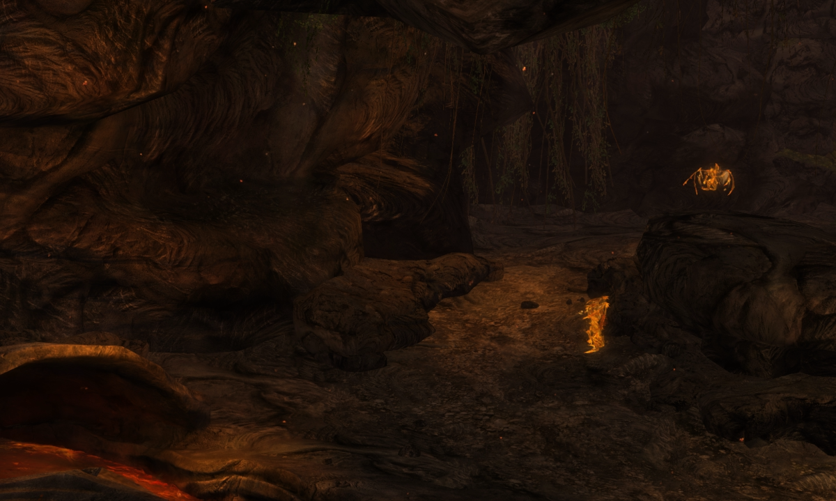 Wildflame Caverns Vista