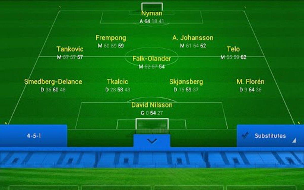 """""""Online Soccer Manager"""""""