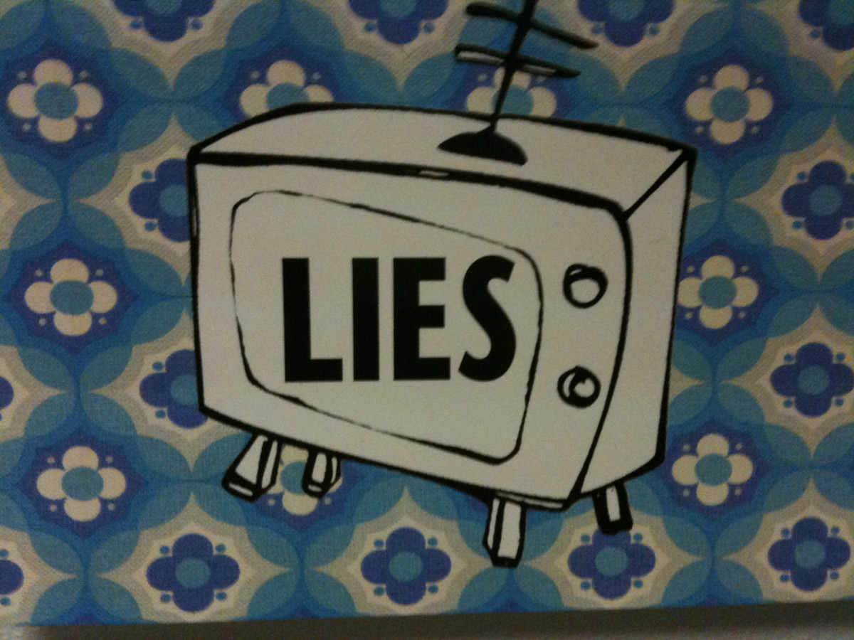 Highly sensitive people pick up lies like a television picks up broadcasts