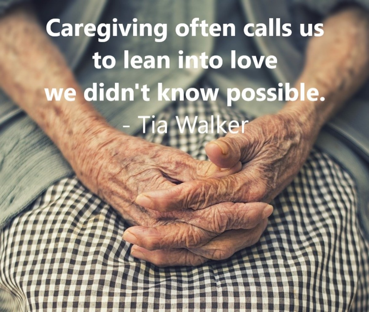 Caregiving often calls us to lean into love we didn't know possible.