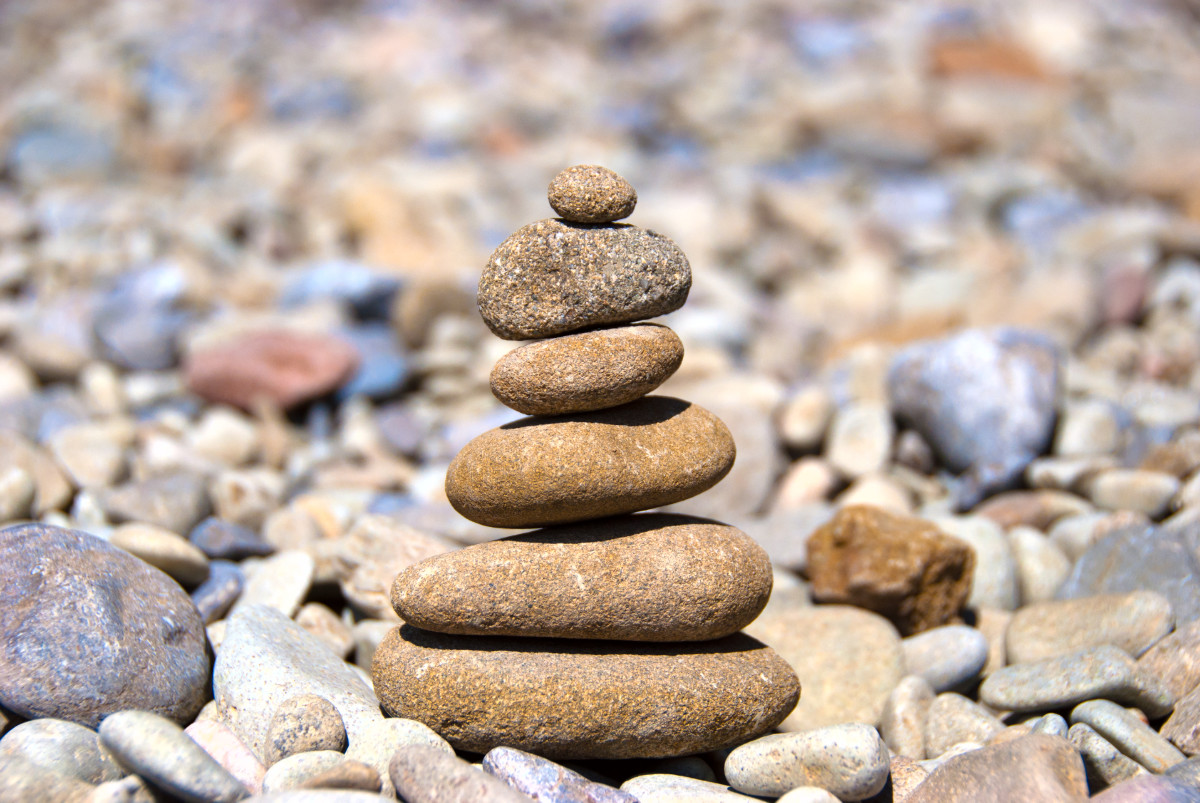 We all need balance in life.