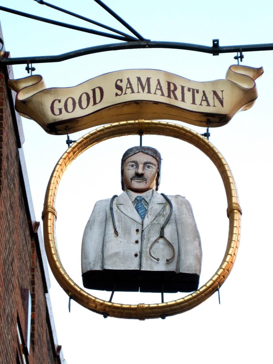A Good Samaritan