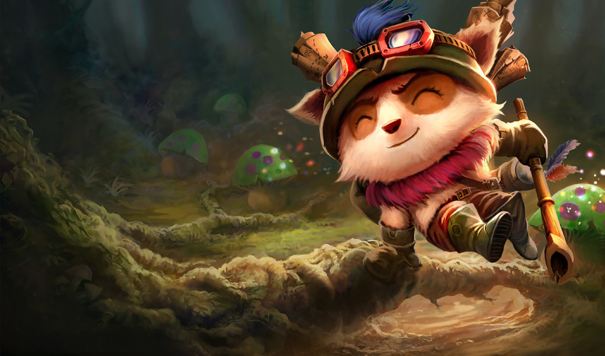 The peskiest Yordle ever!
