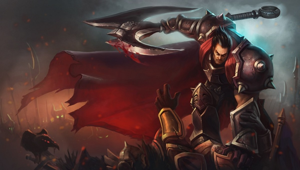 Noxian Guillotine, or Noxian KSing Device? You be the judge.